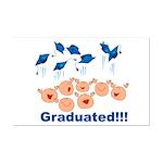 Graduation Mini Poster Print
