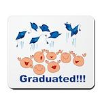 Graduation Mousepad