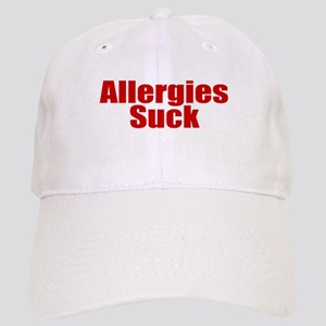 Allergies Suck Cap
