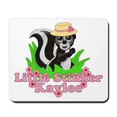 Little Stinker Kaylee Mousepad