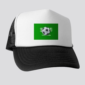 Saudi Arabian Flag Trucker Hat