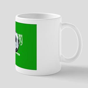 Saudi Arabian Flag Mug
