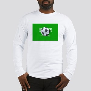 Saudi Arabian Flag Long Sleeve T-Shirt