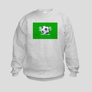 Saudi Arabian Flag Kids Sweatshirt