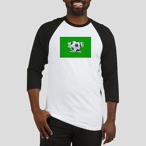 Saudi Arabian Flag Baseball Jersey