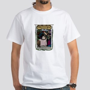Father of the Groom White T-Shirt
