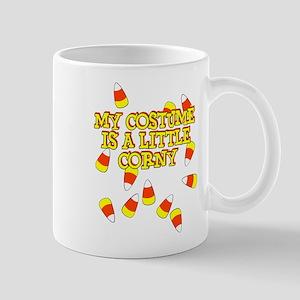 Corny Costume Mug