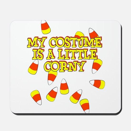 Corny Costume Mousepad