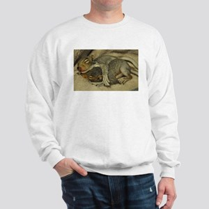 Baby Squirrel Sweatshirt