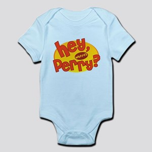 Where's Perry? Infant Bodysuit