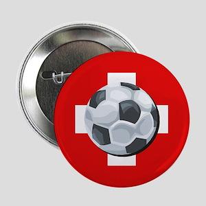 Swiss Soccer Button