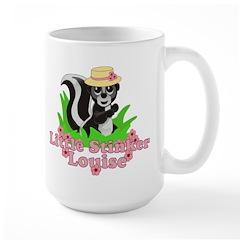 Little Stinker Louise Large Mug