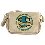 Earth Day Messenger Bag