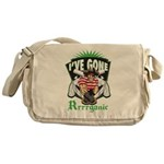 Organic Pirate Messenger Bag