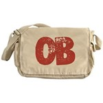 OB Messenger Bag