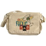 Frolic Pad Messenger Bag