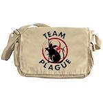 Team Plague Messenger Bag