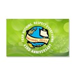 Earth Day Car Magnet 20 x 12