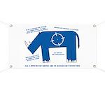 Rhino Facts Banner