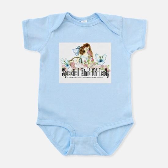 Special Lady Infant Bodysuit
