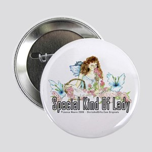 """Special Lady 2.25"""" Button"""