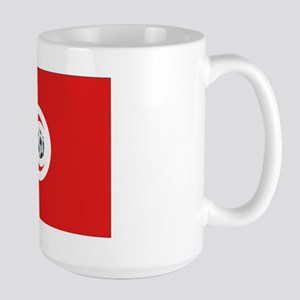 Tunisia Soccer Large Mug