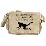 Agility Dirt Messenger Bag