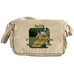 Agility Fun! Messenger Bag