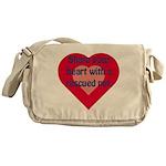 Share Your Heart Messenger Bag