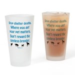 Get Your Pet Drinking Glass