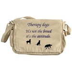 Best Therapy Breed Messenger Bag