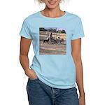 Herding Dog Art Women's Light T-Shirt