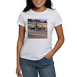 Herding Dog Art Women's T-Shirt
