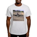 Herding Dog Art Light T-Shirt