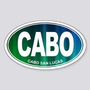 Cabo San Lucas - Sticker (Oval)