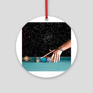 Planetary Pool Ornament (Round)