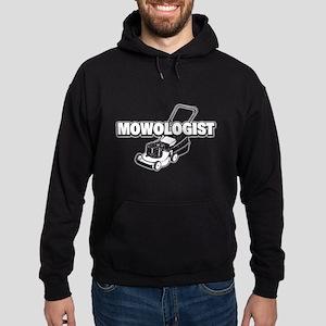Lawn Mowing Mowologist Humor Sweatshirt