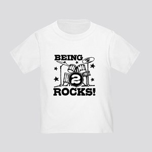 Cute 2nd Birthday Toddler T-Shirt