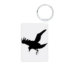 Black Crow Keychains