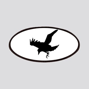 Black Crow Patches