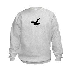 Black Crow Sweatshirt