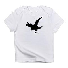 Black Crow Infant T-Shirt