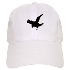 Black Crow Baseball Cap