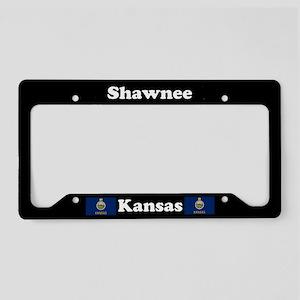 Shawnee, KS License Plate Holder
