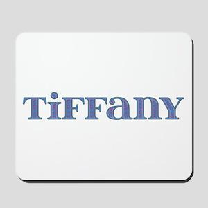 Tiffany Blue Glass Mousepad