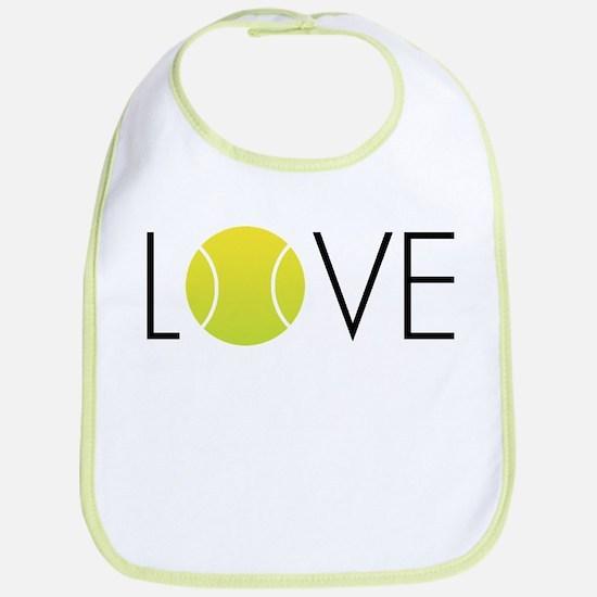 Tennis LOVE ALL Bib