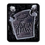 The Oh My Goth! Mousepad