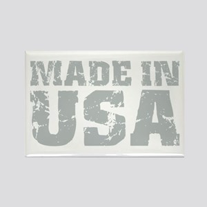 Made In USA Rectangle Magnet