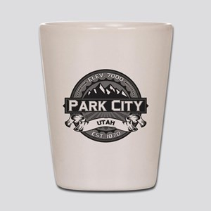 Park City Grey Shot Glass