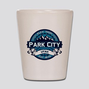 Park City Ice Shot Glass